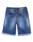 A 0157-15 Relucky шорты джинсовые женские батальные с царапками стрейчевые (31-38, 6 ед): артикул 1091233