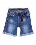 A 0616-15 Relucky шорты джинсовые женские с царапками стрейчевые (25-30, 6 ед): артикул 1091238