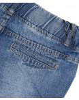 7016 New jeans шорты джинсовые женские на резинке с рванкой котоновые (25-30, 6 ед.): артикул 1091338