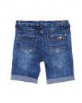 5075 New jeans шорты джинсовые мужские с царапками стрейчевые (29-38, 8 ед.): артикул 1091365