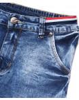 5064 New jeans шорты джинсовые мужские молодежные стрейчевые (28-36, 8 ед.): артикул 1091367