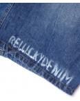 A 0031-12 Relucky комбинезон-юбка джинсовый женский летний котоновый (25-30, 6 ед.): артикул 1091523