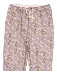 5221-4 Jinbaulai брюки женские батальные с принтом летние стрейчевые (31-36, 6 ед.): артикул 1091590