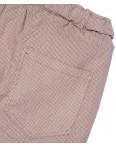 5217-4 Jinbaulai брюки женские в мелкую клетку летние стрейчевые (25-30, 6 ед.): артикул 1091598