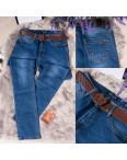 6003 Pealtia джинсы женские батальные весенние стрейчевые (30-36, 6 ед.) : артикул 1090566