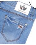9311 LDM джинсы женские батальные с теркой летние стрейчевые (32-42, 6 ед.): артикул 1091940