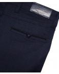 0063 l. sivash carne Big Jesuis брюки мужские темно-синие весенние стрейчевые (30-36, 8 ед.): артикул 1092104