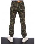 0018-001 (18-001S) Bullpro брюки мужские камуфляжные на манжете летние стрейчевые (29-36, 8 ед.): артикул 1092077