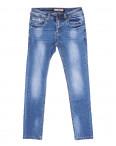 6305 Fit Adonis джинсы мужские молодежные с теркой летние стрейчевые (28-36, 8 ед.): артикул 1092667