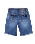 A 0573-15 Relucky шорты джинсовые женские батальные с царапками стрейчевые (28-33, 6 ед.): артикул 1092994