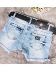 0770 Dsquared шорты джинсовые женские стрейчевые (26,28,29,30, 4 ед.): артикул 1090949