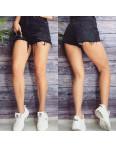 3085 Bao.Er шорты джинсовые женские с рванкой котоновые (M-XL, 6 ед.): артикул 1092540