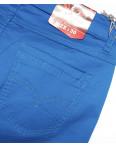 9913-W Sunbird брюки женские батальные синие летние стрейчевые (31-38, 6 ед.): артикул 1093909