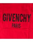 19099-G красный Givenchy футболка женская с принтом летняя стрейчевая (S-L, 3 ед.): артикул 1093951