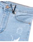 94234 Rich Play шорты женские голубые рванка (26-32, 7 ед.): артикул 1094234