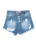 0760 D.mavi Xray шорты женские на пуговицах рванка коттон (34-42, 5 ед.): артикул 1094318