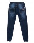 0685 Bagrbo джинсы мужские молодежные на резинке с царапками осенние стрейчевые (28-36, 8 ед.): артикул 1094874