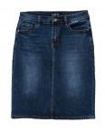 1350 Lady N юбка джинсовая батальная осенняя стрейчевая (32-42, 6 ед.): артикул 1095261