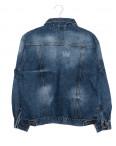 A 0201-16 Relucky куртка джинсовая женская осенняя котоновая (S-3XL, 6 ед.): артикул 1095638