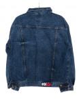 A 0202-16 Relucky куртка джинсовая женская осенняя котоновая (S-3XL, 6 ед.): артикул 1095639