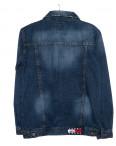 A 0213-1 Relucky куртка джинсовая женская осенняя котоновая (S-3XL, 6 ед.): артикул 1095652
