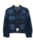 0217-1 Relucky куртка джинсовая женская короткая осенняя котоновая (S-3XL, 6 ед.): артикул 1095656