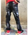 0157-06 Sevilla джинсы на мальчика стильные осенние стрейчевые (30-35, 6 ед.): артикул 1096421