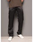 0111-07-54 Longli брюки мужские черные стрейчевые (29-36, 8 ед.): артикул 1095398
