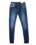 5071 Sessanta джинсы женские синие осенние стрейчевые  (25-30, 6 ед.): артикул 1096933