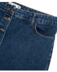 6009-02 Real Focus юбка джинсовая батальная черная осенняя котоновая (30-34, 5 ед.): артикул 1096978