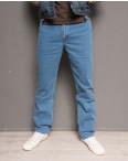 0435-B L.V.D. джинсы мужские батальные классические осенние стрейч-котон (36-42, 6 ед.): артикул 1097067