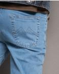 0435-B L.V.D. джинсы мужские батальные весенние стрейч-котон (36-42, 6 ед.): артикул 1097067