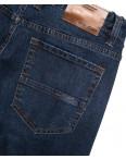0207 Rodi джинсы мужские батальные темно-синие осенние стрейчевые (32-38, 8 шт.): артикул 1097222