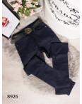 8926 Vanver джинсы женские батальные темно-синие осенние стрейчевые (28-33, 5 ед.): артикул 1097277