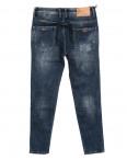 8190 Fangsida джинсы мужские с царапками синие осенние стрейчевые (31-38, 8 ед.) : артикул 1097400
