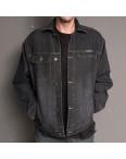 0828 L.V.D. куртка джинсовая молодежная осенняя стрейчевая (29-32, 4 ед.): артикул 1097478