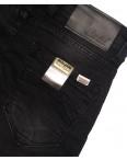 5059 Denim джинсы мужские с царапками на резинке темно-серые осенние стрейчевые (29-36, 8 ед.): артикул 1097548