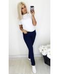 5059 Easy cool джинсы женские батальные темно-синие осенние стрейчевые (32-42, 6 ед.): артикул 1097648