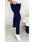 5058 Easy cool джинсы женские батальные темно-синие осенние стрейчевые (31-38, 6 ед.): артикул 1097647