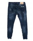 0221 M.Sara джинсы мужские синие осенние стрейчевые (29-36, 6 ед.): артикул 1097645