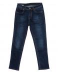 4002 DSOUAVIET джинсы мужские батальные синие осенние стрейчевые (32-42, 7 ед.): артикул 1097657