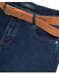 3217 Sunbird юбка джинсовая батальная синяя осенняя стрейчевая (29-36, 6/12 ед.): артикул 1098003