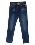 0109-D Dknsel джинсы женские батальные синие осенние стрейчевые (31-38, 6 ед.): артикул 1098096