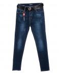 3603 Hanleby джинсы женские батальные с царапками осенние стрейчевые (28-33, 6 ед.): артикул 1098317