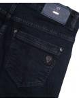 0274 Redmoon джинсы мужские темно-синие осеннии стрейч-котон (31-38, 6 ед.): артикул 1098576