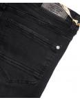 0529 D.Milito джинсы мужские темно-серые осеннии стрейчевые (30-36, 6 ед.): артикул 1098584