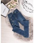 1024 Zeo Basic джинсы женские синие модные осенние стрейчевые (26-31, 6 ед.): артикул 1098715
