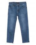 0007-А New Design джинсы мужские полубатальные синие осенние стрейчевые (32-38, 8 ед.): артикул 1099119