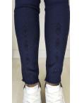 5052 Easy cool американка темно-синяя со стразами осенняя стрейчевая (25-30, 6 ед.): артикул 1082890