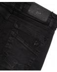 5396 siyah Redman джинсы мужские с царапками темно-серые осенние стрейчевые (29-36, 8 ед.): артикул 1099301